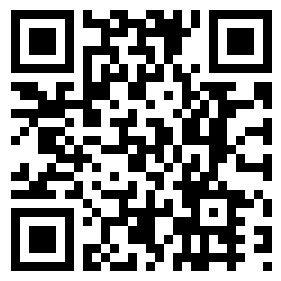 QR Code for BMA Library Mobile-Optimised website