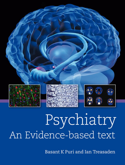 Psychiatry - an Evidence Based Text by Puri