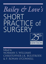 Bailey & Love's Short Practice of Surgery (25th Ed.)