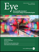Eye - an International Journal of Ophthalmology