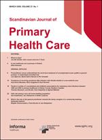 Scandinavian Journal of Primary Health Care