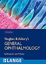 Vaughan & Asbury's General Ophthalmology (17th Ed.)