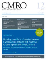 Current Medical Research and Opinion