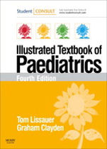 Illustrated Textbook of Paediatrics by Lissauer