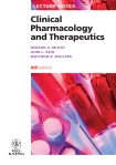 Lecture Notes - Clinical Pharmacology and Therapeutics