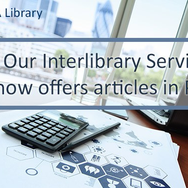 Interlibrary Service